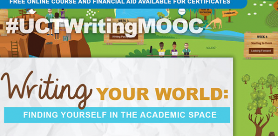 Writing your World: Finding yourself in the academic space