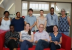 ESRC/NRF global collaborators hosted by CHED, UCT